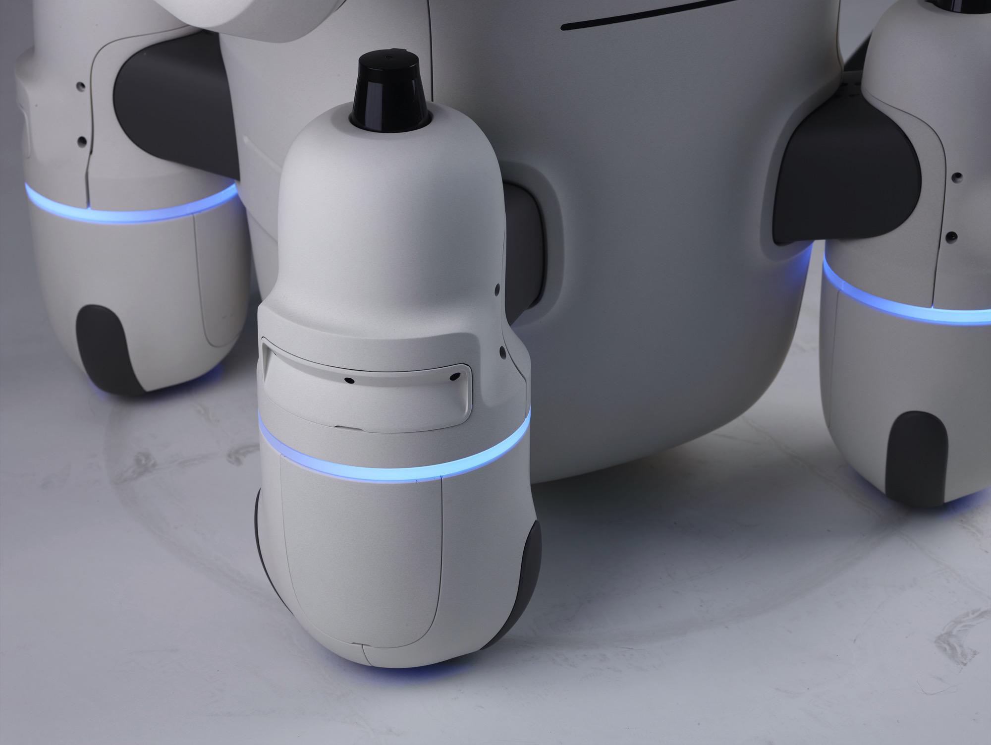 現代DAL-e客戶服務機器人的各種新聞圖片。