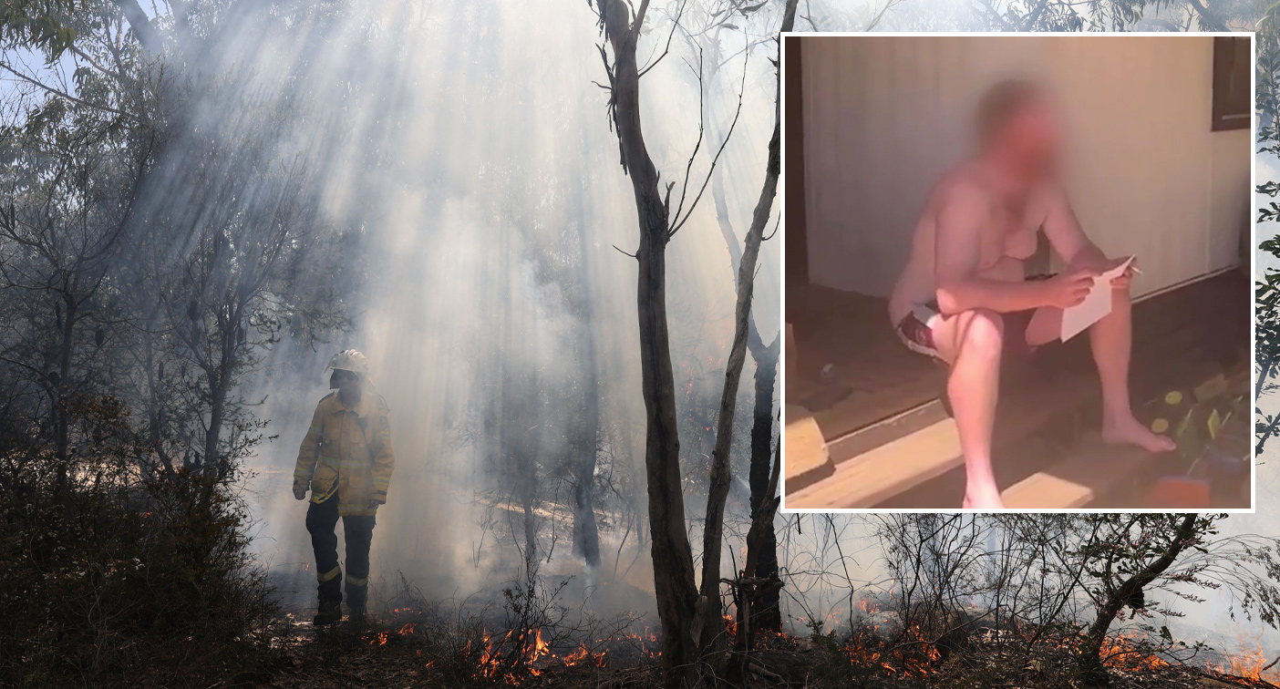 Firefighter accused of lighting more than 30 fires during Black Summer