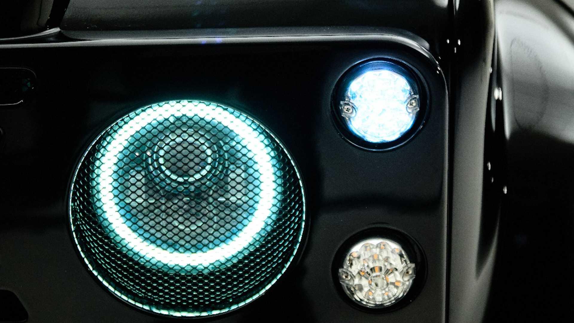 低調不起來的精緻改裝─Ares Design 發表「Defender Spec 1.2」
