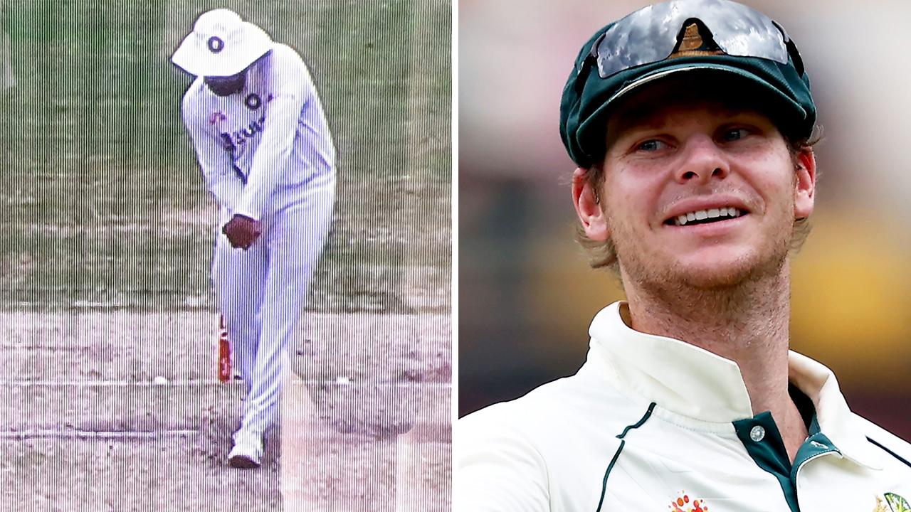 Indian batsman's brilliant mockery of Steve Smith 'cheating' saga - Yahoo Sport Australia