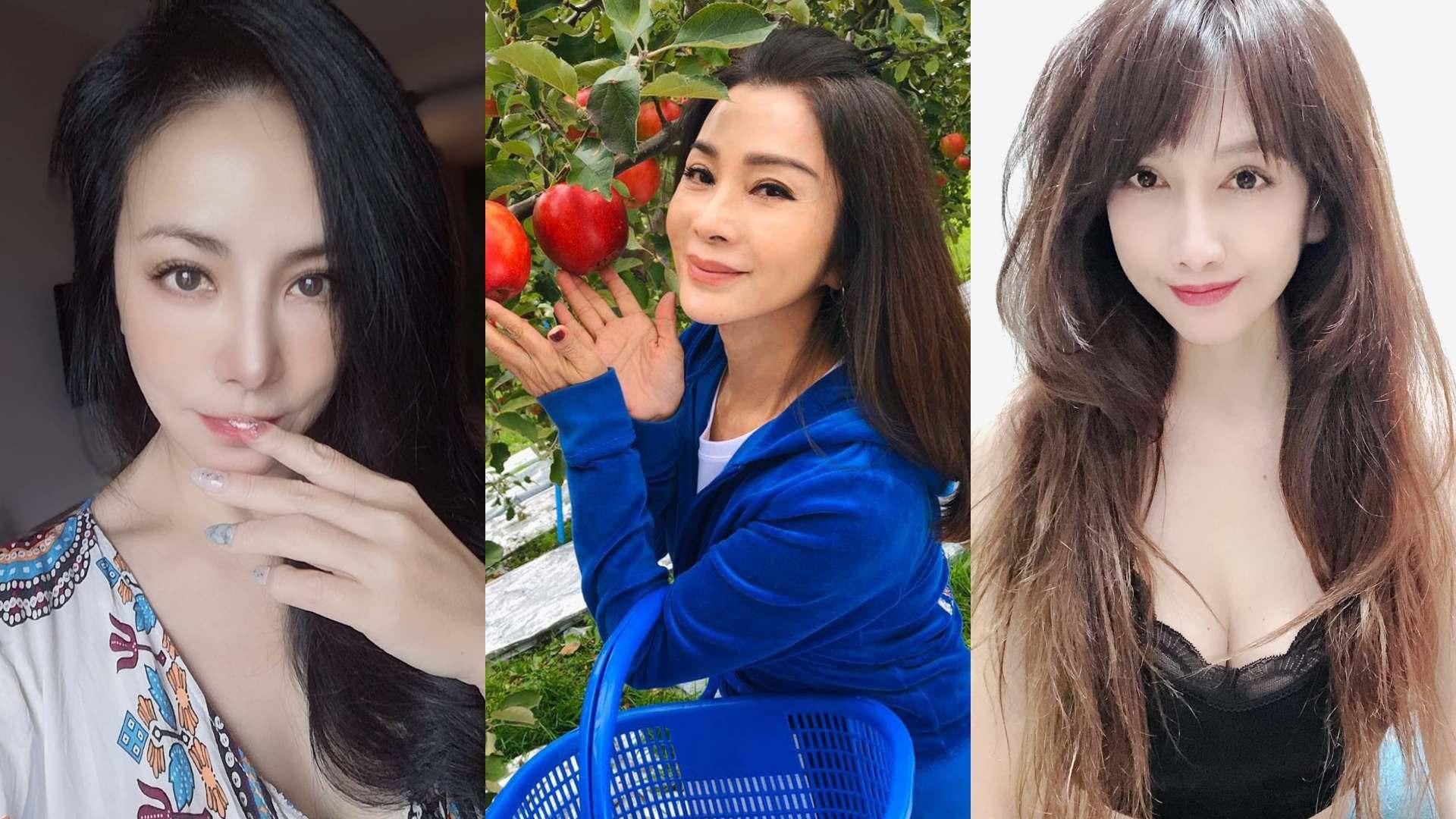 台灣三大美魔女,哪一位你最佩服呢?