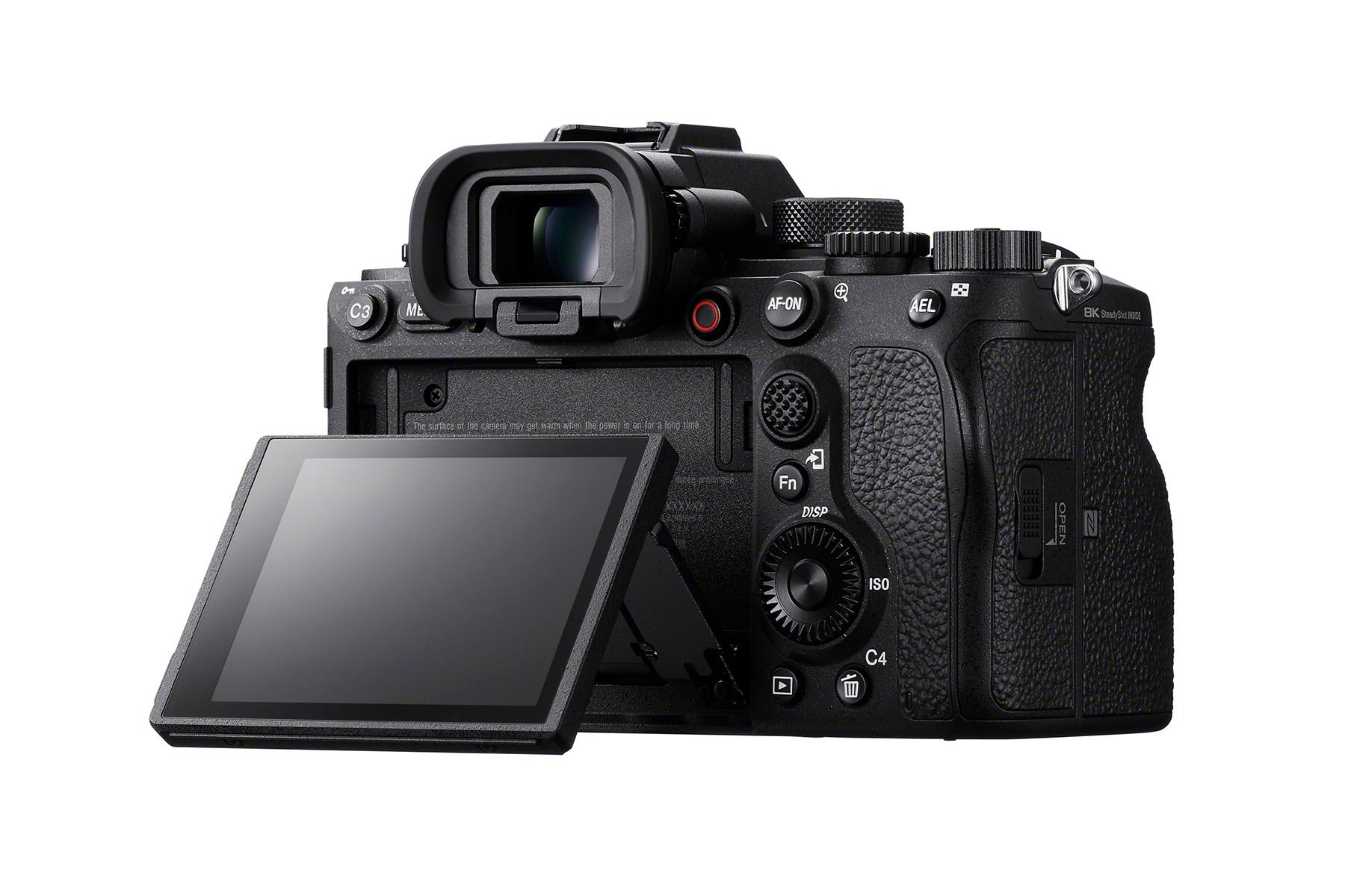 Tech :  L'A1 de Sony est un appareil photo de 6500 $ 50MP qui enregistre des rafales à 30 ips et des vidéos 8K  infos , tests