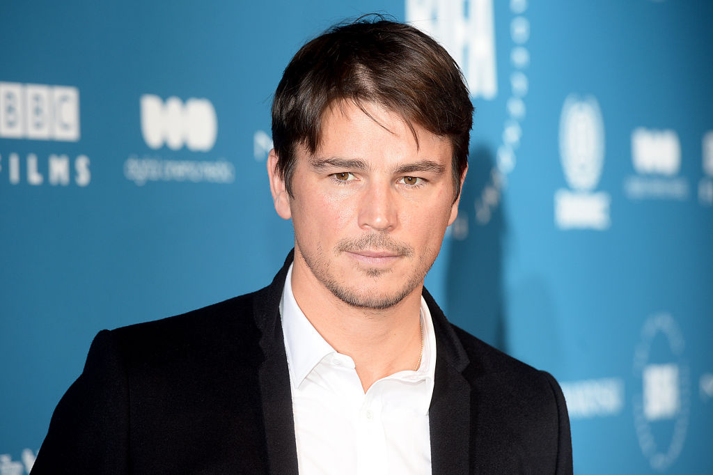 New dad Josh Hartnett explains why he dropped off the radar in Hollywood