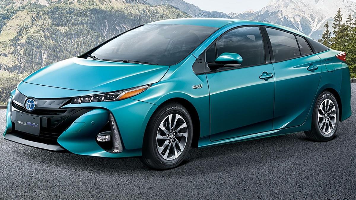 圖/這項實驗中使用的是Toyota Prius油電混合車,也是最常在出租車或共享車見到的七人座休旅車。