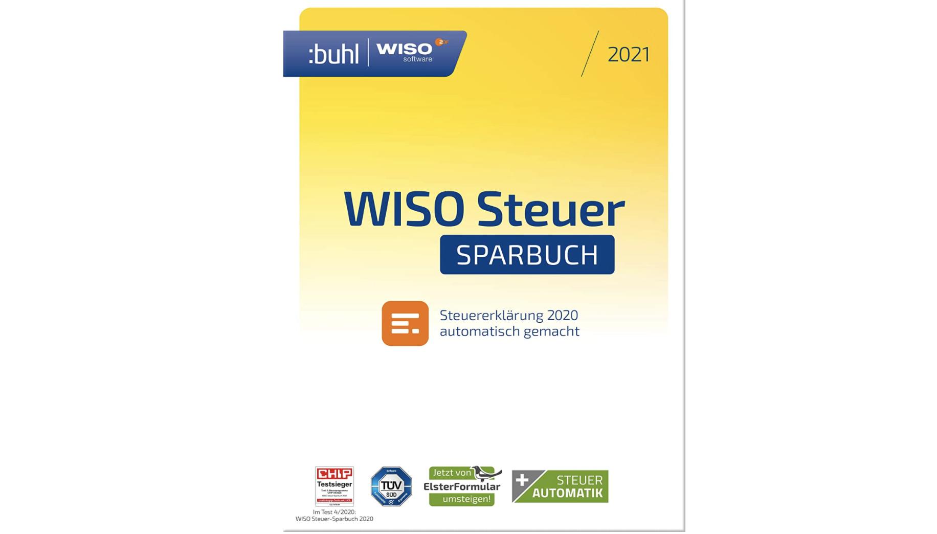 WISO Steuer-Sparbuch 2021: Ebay gibt aktuell 45 Prozent ...