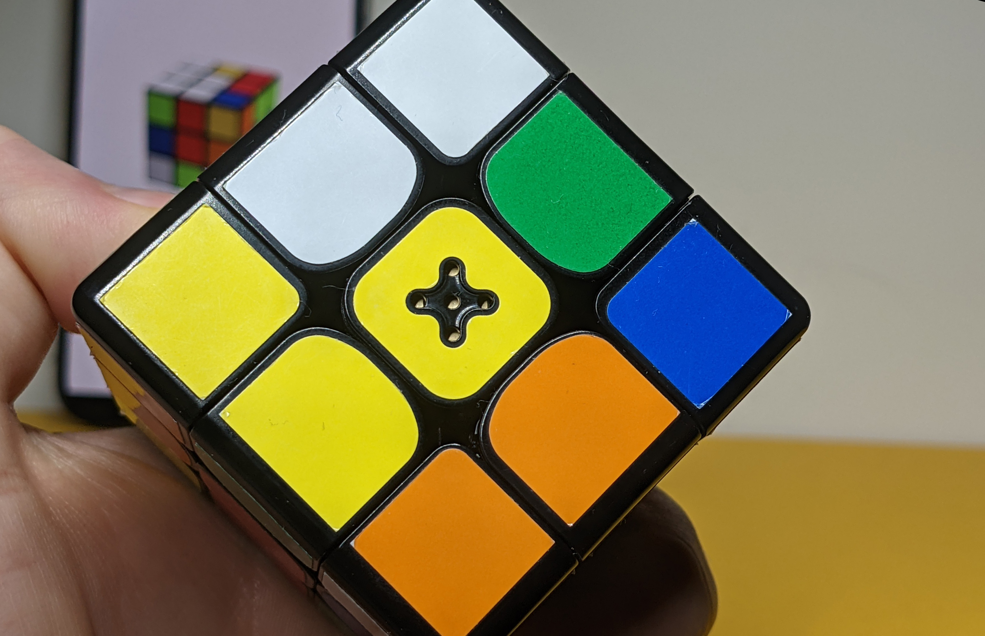 Finally, I can solve a Rubik's Cube