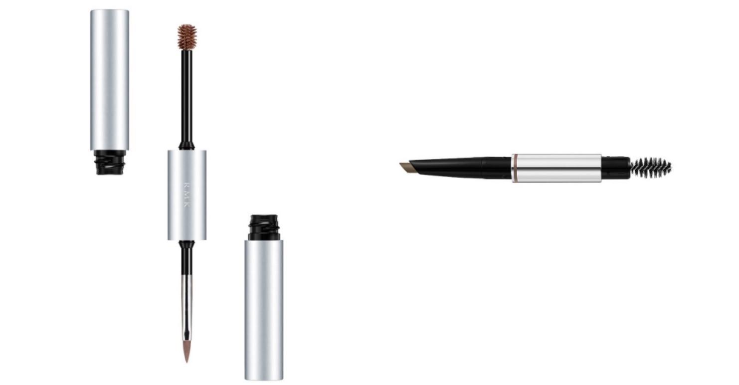 使整體妝容更添自然與立體感的W雙效眉采推出經典 2 色,一端採用易於描繪的平筆型態眉采筆,搭配能靈活駕馭的立體刷頭染眉膏,能自然填補眉毛間的空隙同時打造立體感的眉妝。2款新色更增添高雅棕采妝容的時尚感。