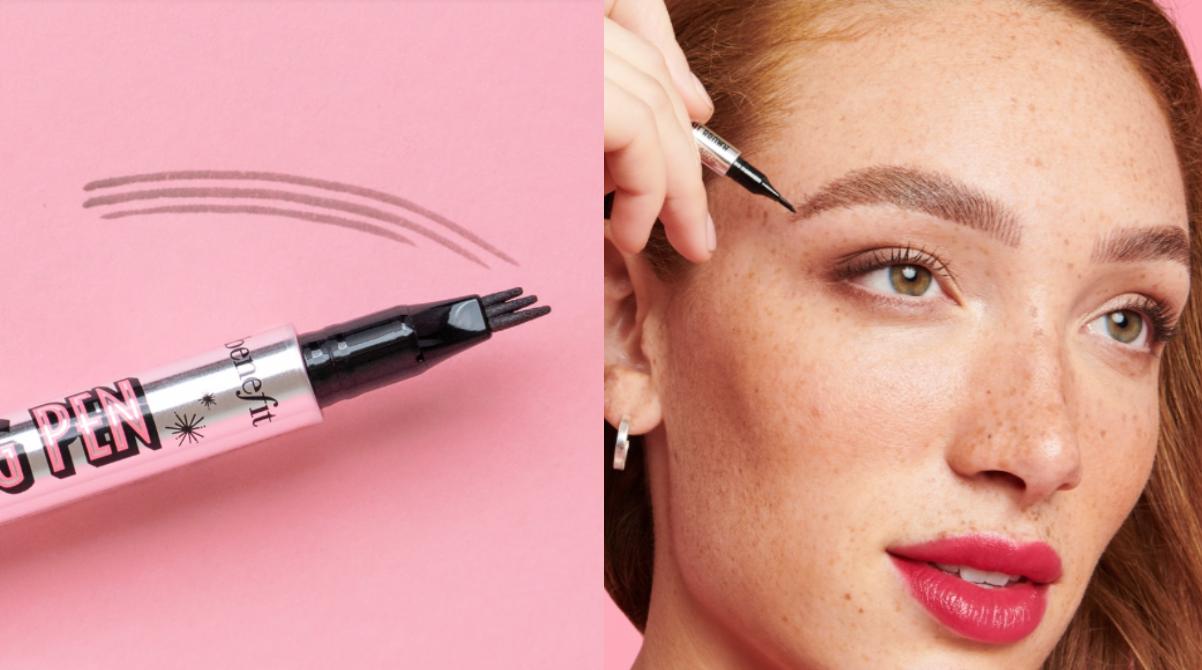 根根分明、栩栩如生的毛流感,不用動刀也可以打造自然的飄眉妝!擁有最自然的眉毛選色,有3層筆頭畫出自然毛流更省力,尼龍纖維筆頭不斷水更流暢,超防水配方24小時不掉色,液態墨水貼合肌膚好自然。