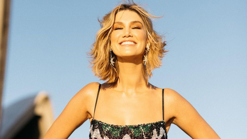 Delta Goodrem slammed for Australia Day performance: 'Awful'