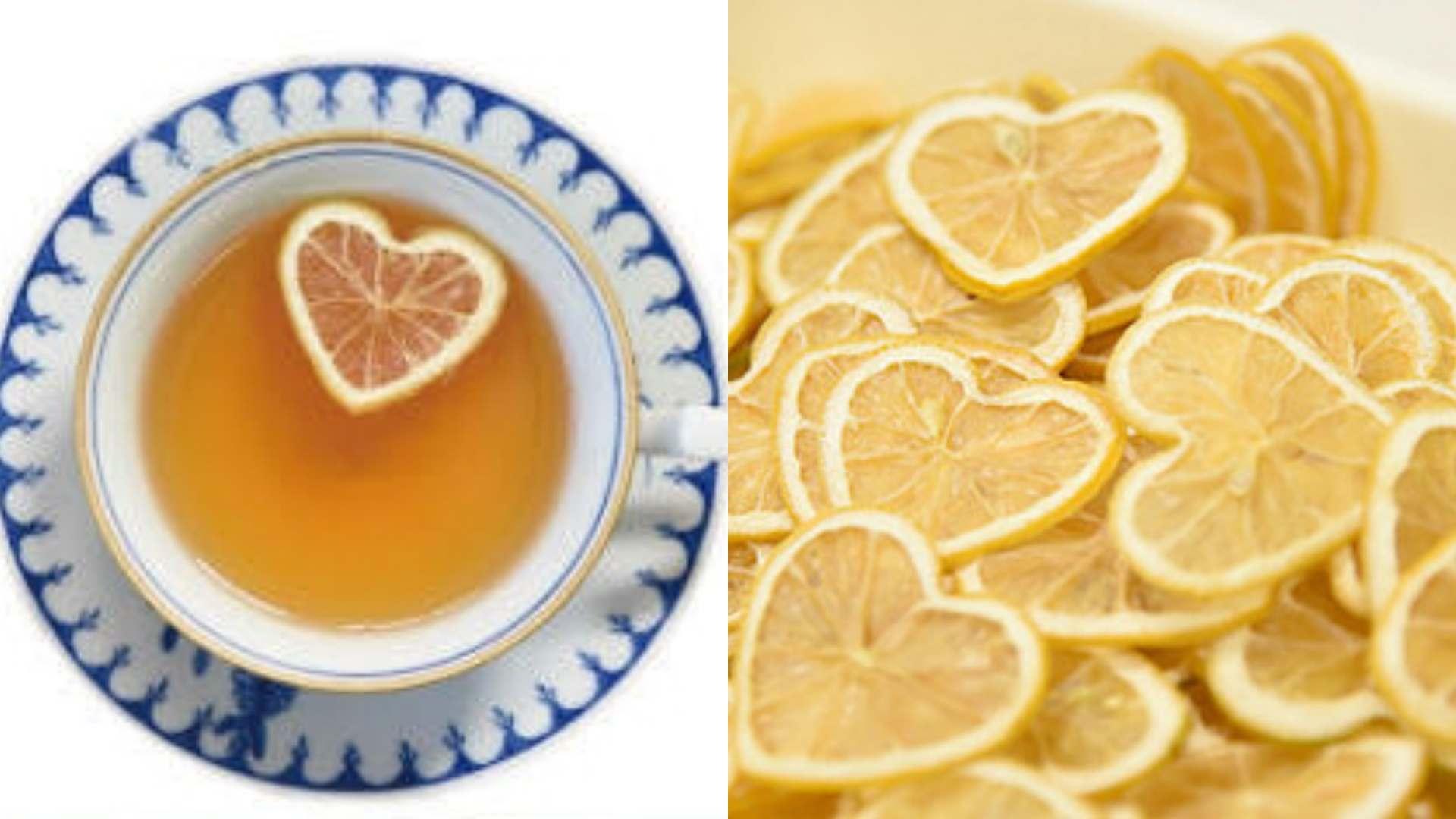 主打超療癒可愛的心型乾燥檸檬片漂浮在紅茶上,茶剛端上桌就會引起驚呼與讚嘆。這樣兼具視覺與味覺的茶飲,絕對是家中待客必備或送禮的好選擇啊!