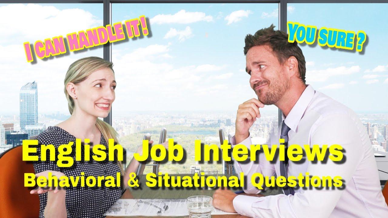 VT English   完美破解英文面試情境題 English Job Interviews: Behavioral & Situational Questions