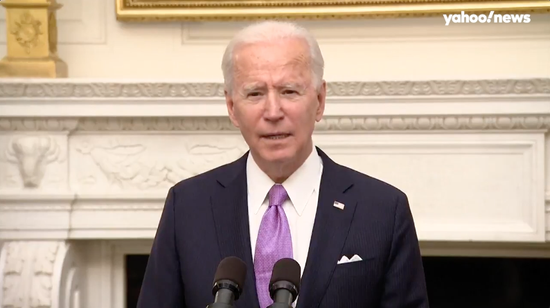 Biden says COVID death toll will likely reach 500K in February