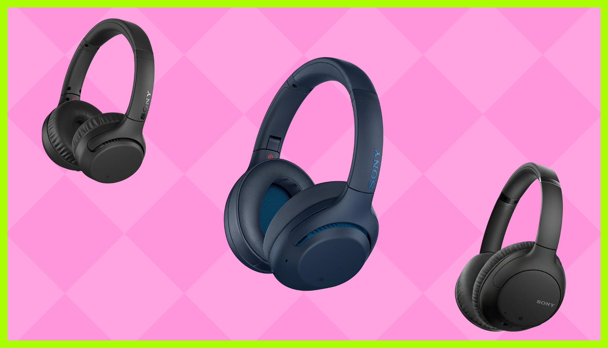 Say what? Select Sony headphones are over 50 percent off at Amazon—prices start at just  (seriously)