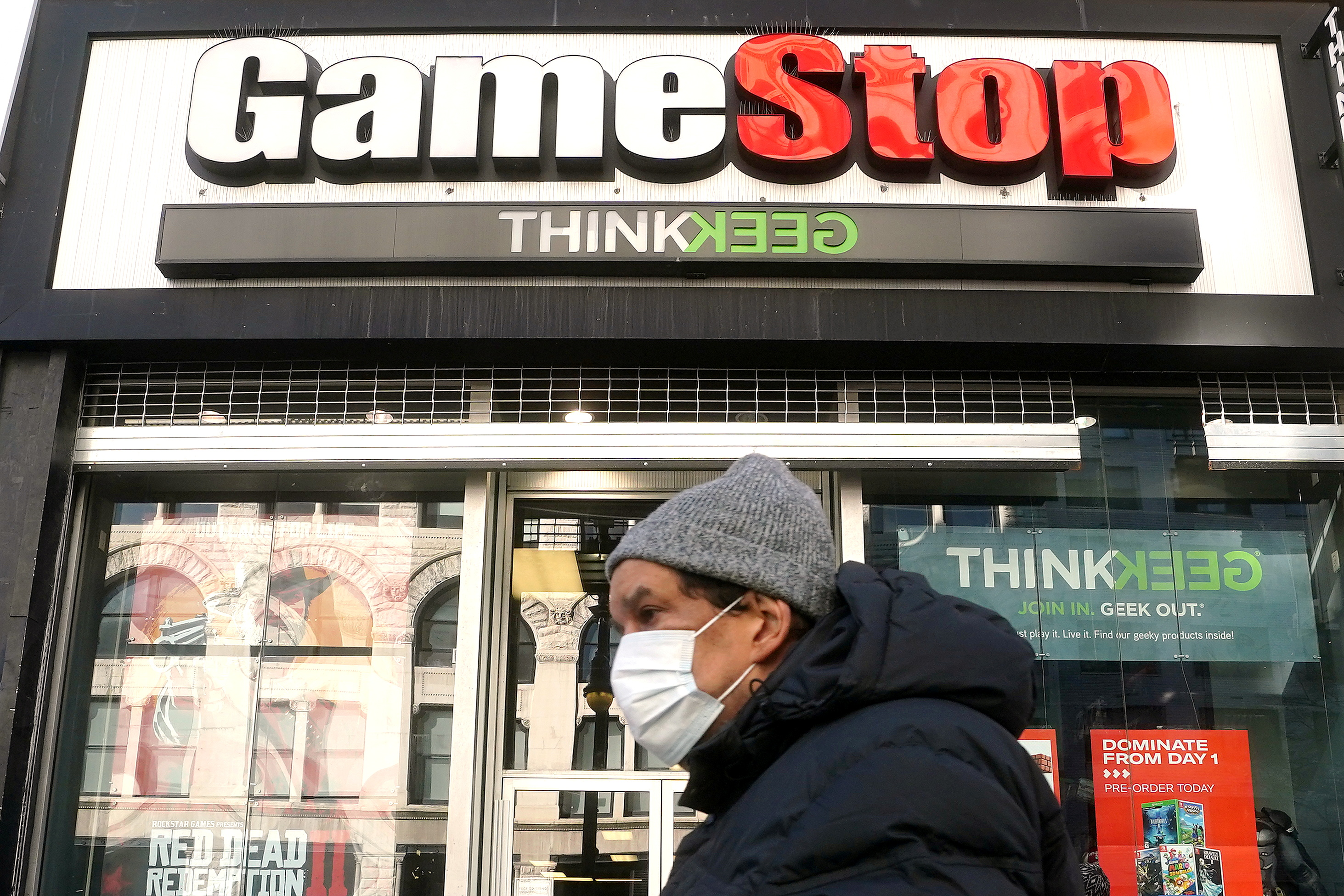 Gamestop Saga Shows We Don T Have Enough People Who Can Go Short Finance Expert Says