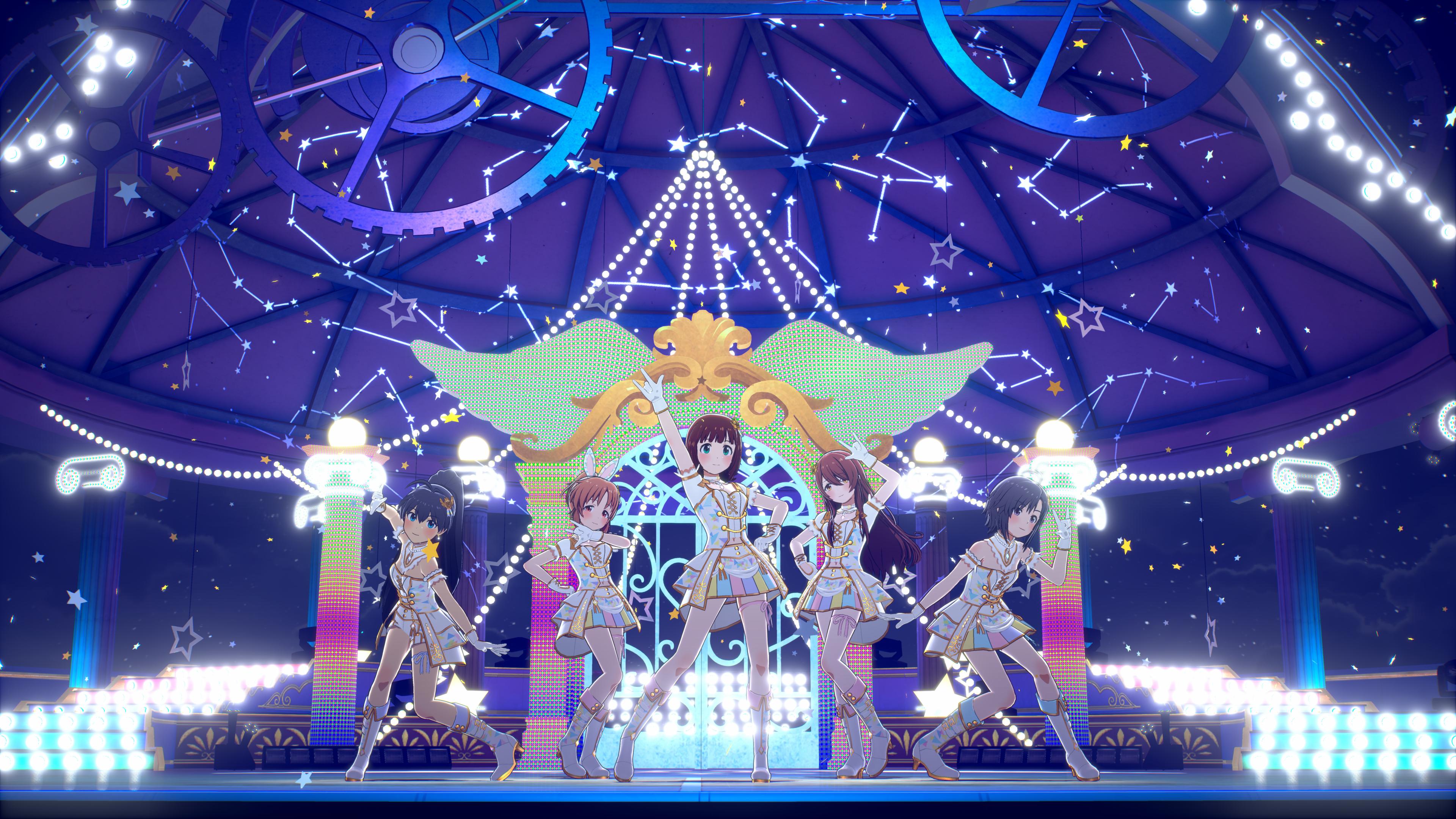 Project LUMINOUS新曲「SESSION!」