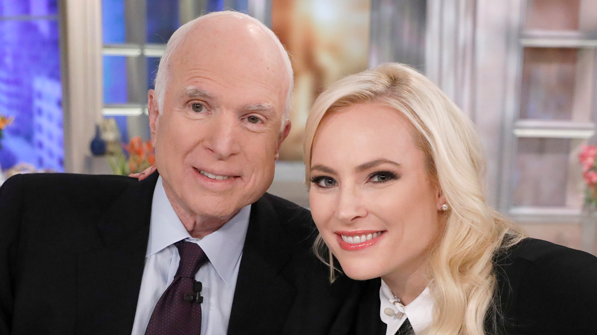 Meghan McCain on how father would have reacted to Capitol insurrection: 'This would have killed him'