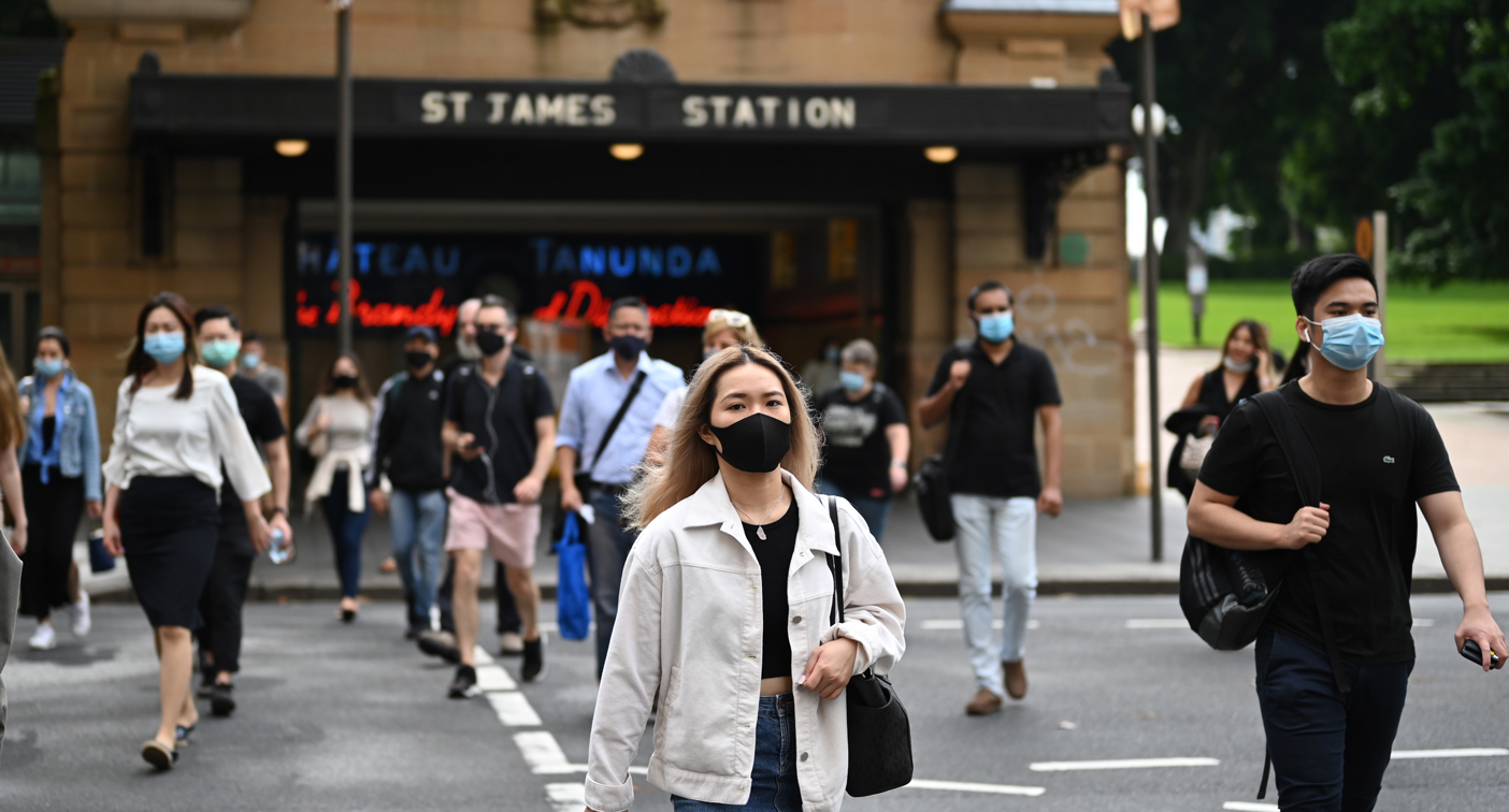 NSW Covid cases rise ahead of Sydney restrictions easing