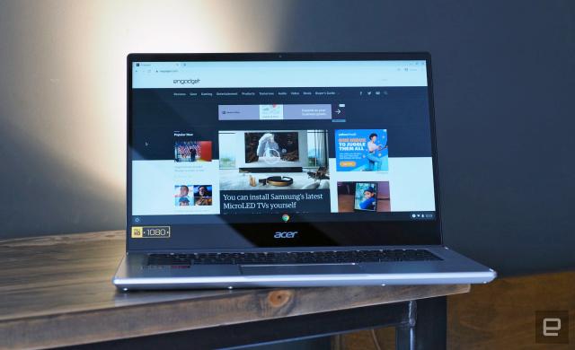 Acer Chromebbok Spin 514