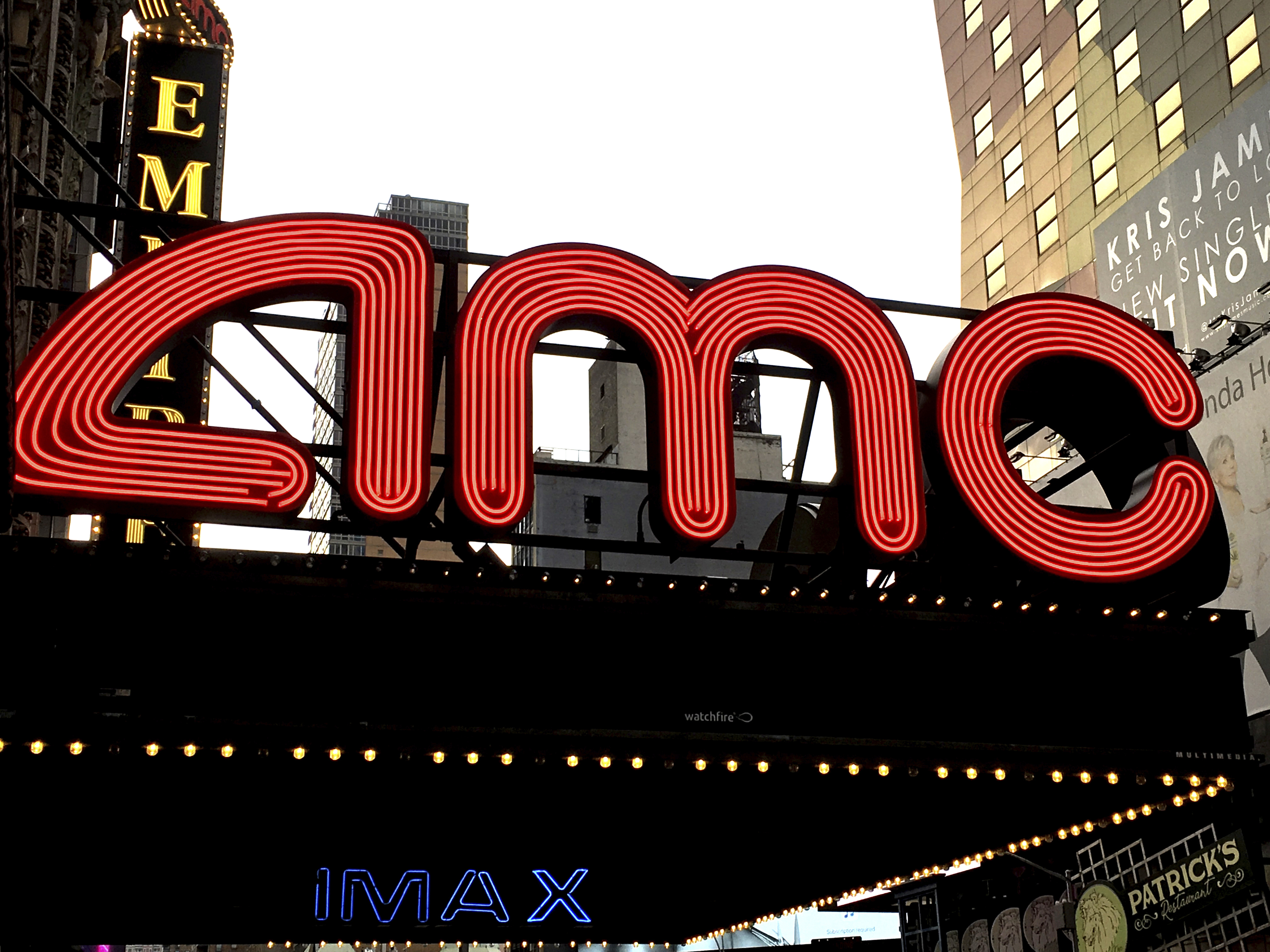 Photo by: STRF/STAR MAX/IPx 2021 1/19/21 AMC Entertainment shares soared more than 30% today after announcing a secured debt deal.