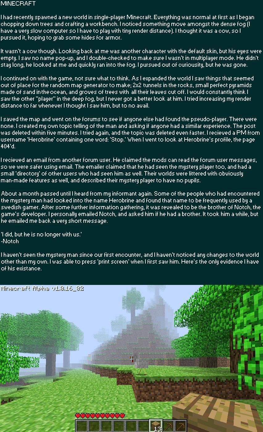 (圖源:Minecraft)