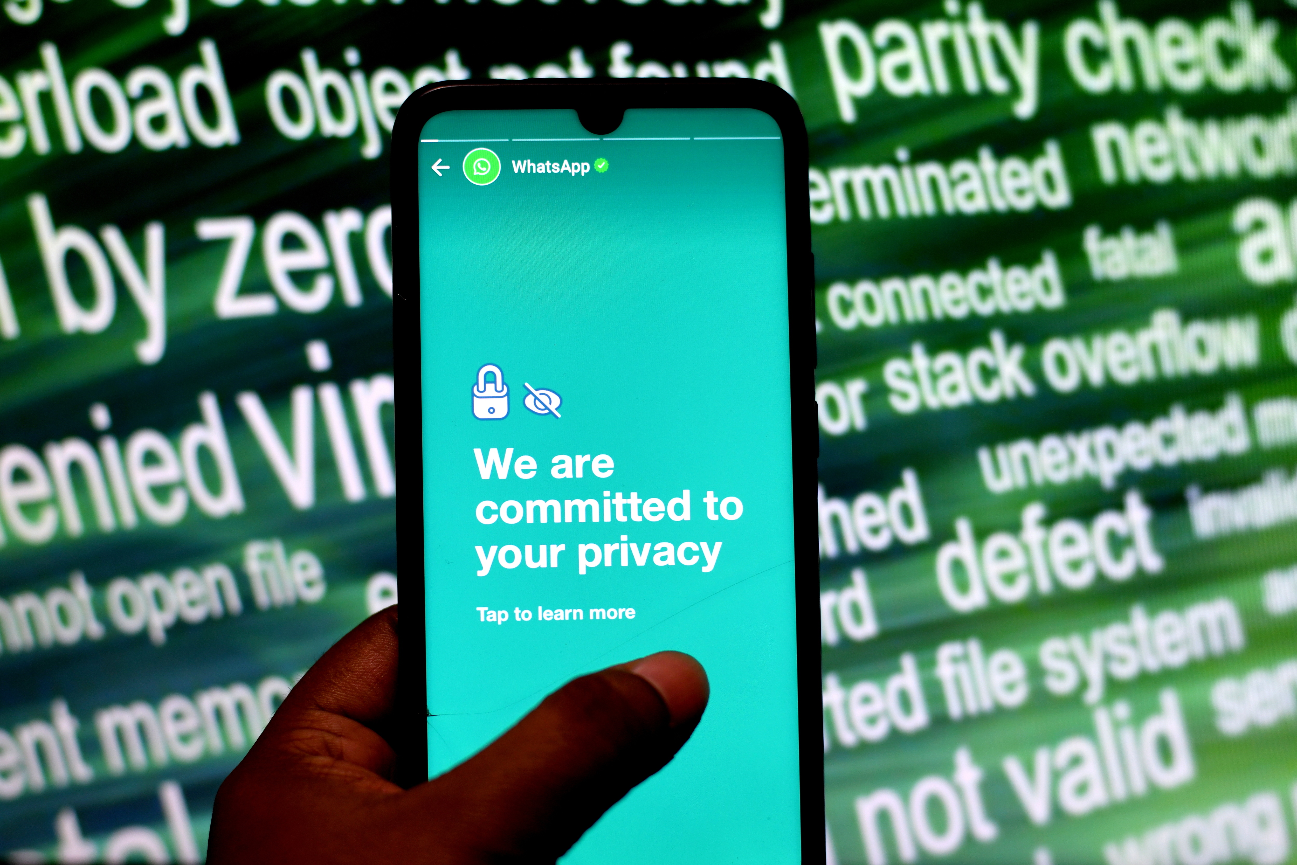 WhatsApp uses Stories to try and assuage users' privacy fears