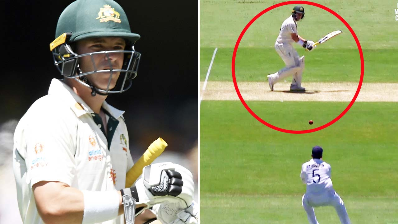'Can't do that': Ricky Ponting rips into 'terrible' Aussie dismissal