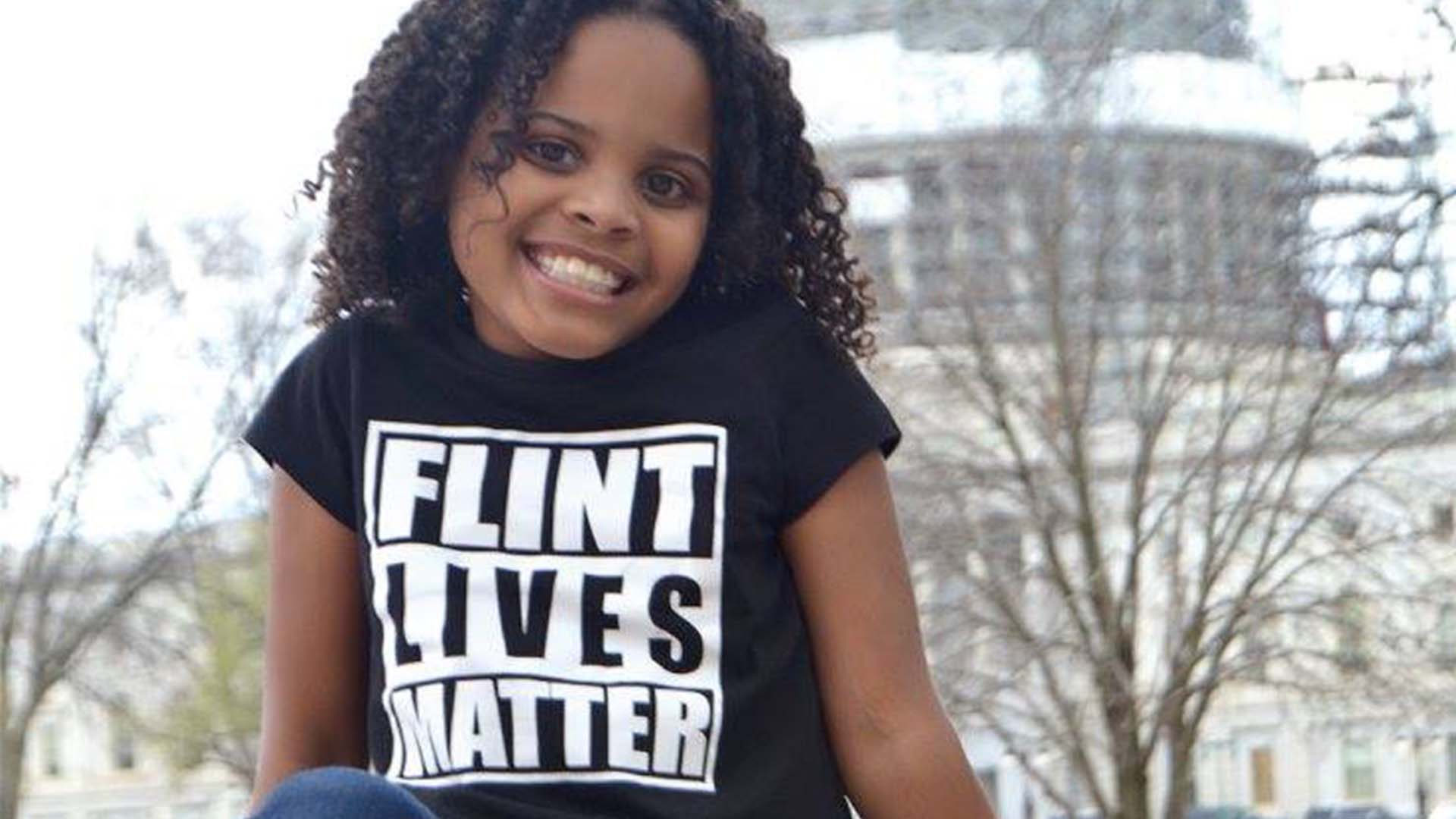The 13 year old activist that took the Flint water crisis into her own hands - Yahoo Sports