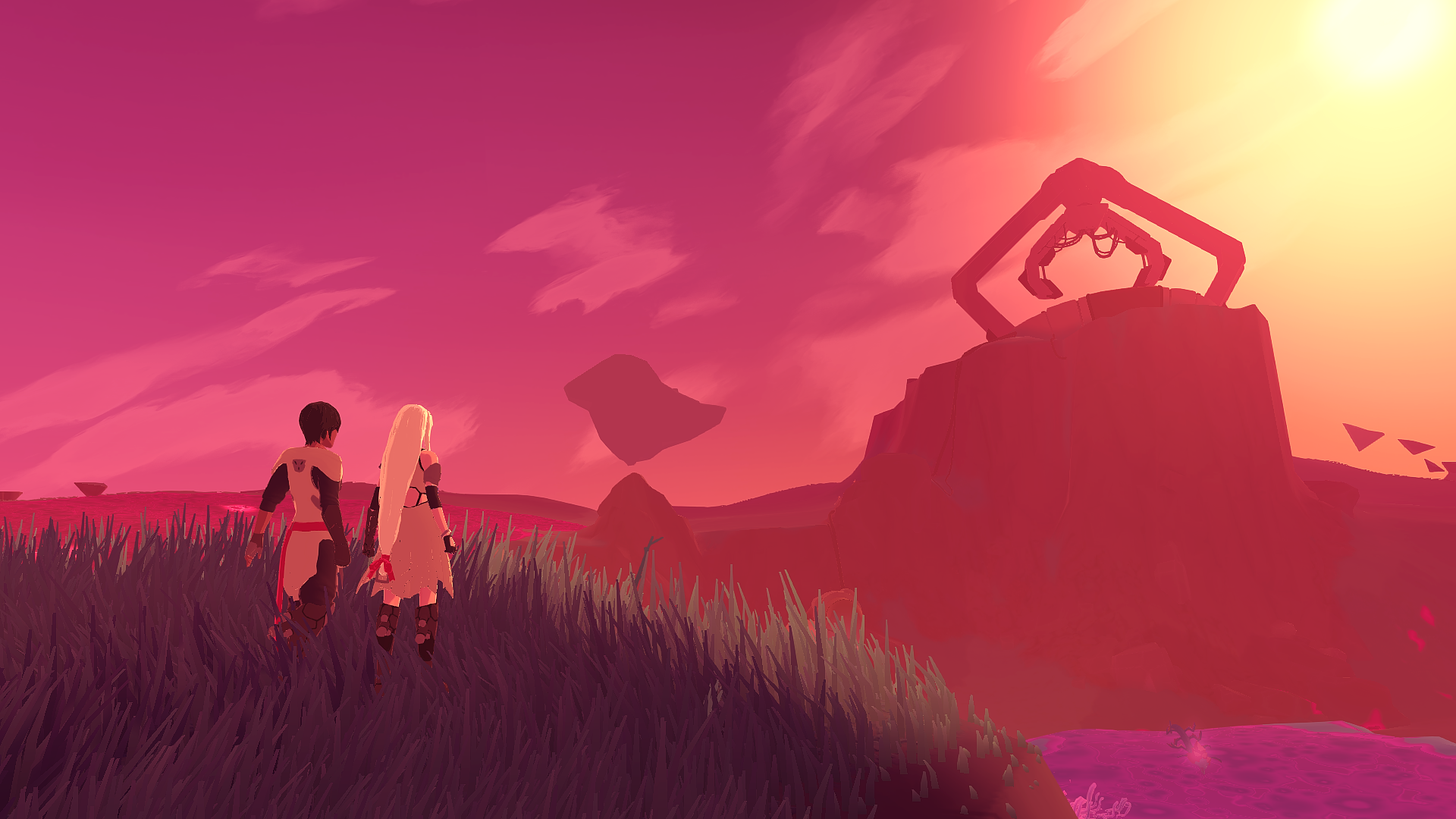 Gorgeous RPG 'Haven' expands to Switch and PS4 on February 4th