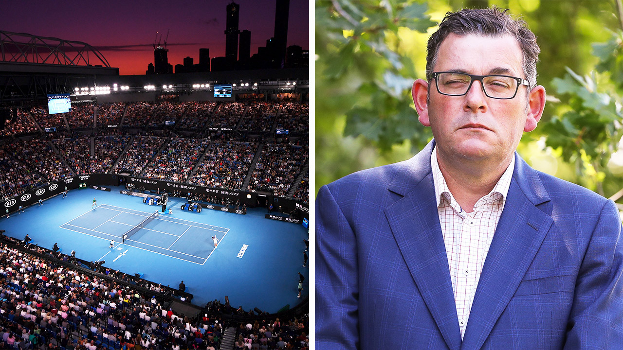 'Absurd': Outrage as Australian Open players in lockdown over virus havoc