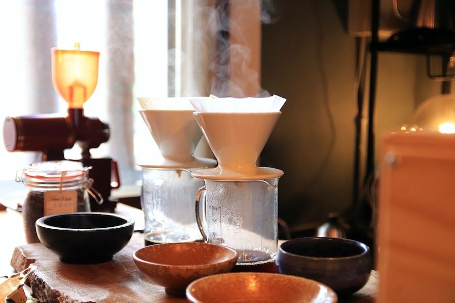 新北金山咖啡|山中客廳