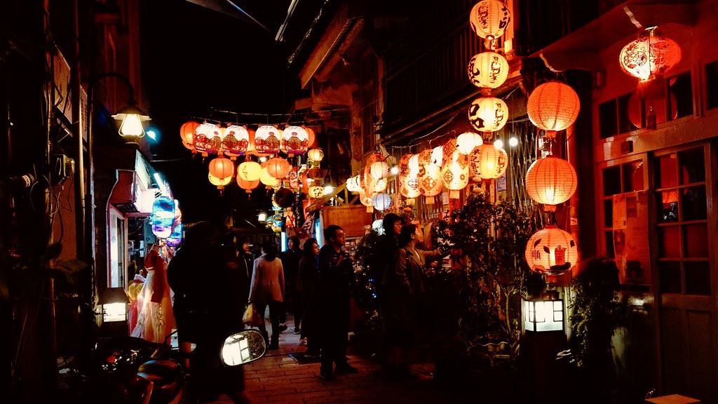 神農街(Photo Credit: (Mark Red) @Flickr, License: CC PDM 1.0,圖片來源:https://www.flickr.com/photos/14532804@N03/39974257333)