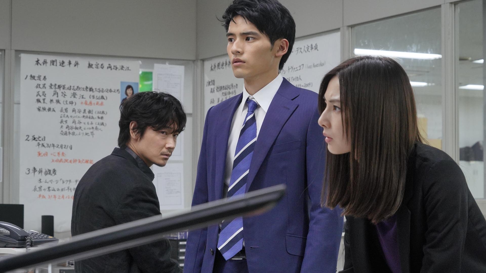《死亡醫生的遺產》綾野剛、岡田健史、北川景子