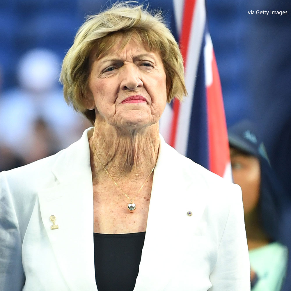 Revealed: The true reason Margaret Court received Australia Day honour