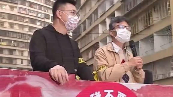 江啟臣南下宣傳萊豬拚公投 駁「罷捷」報復「罷韓」