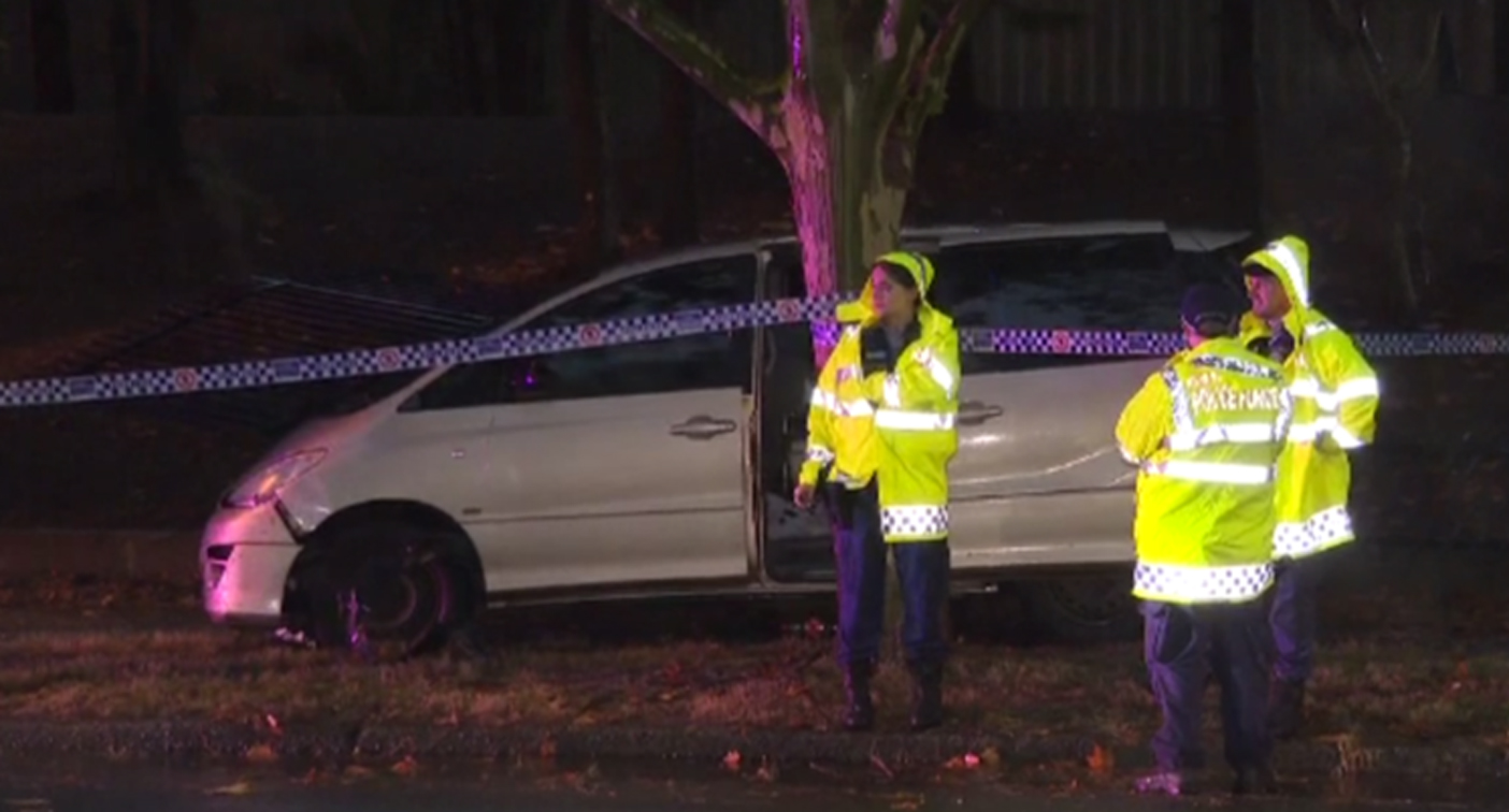 Two-month-old baby flung from car in Sydney crash