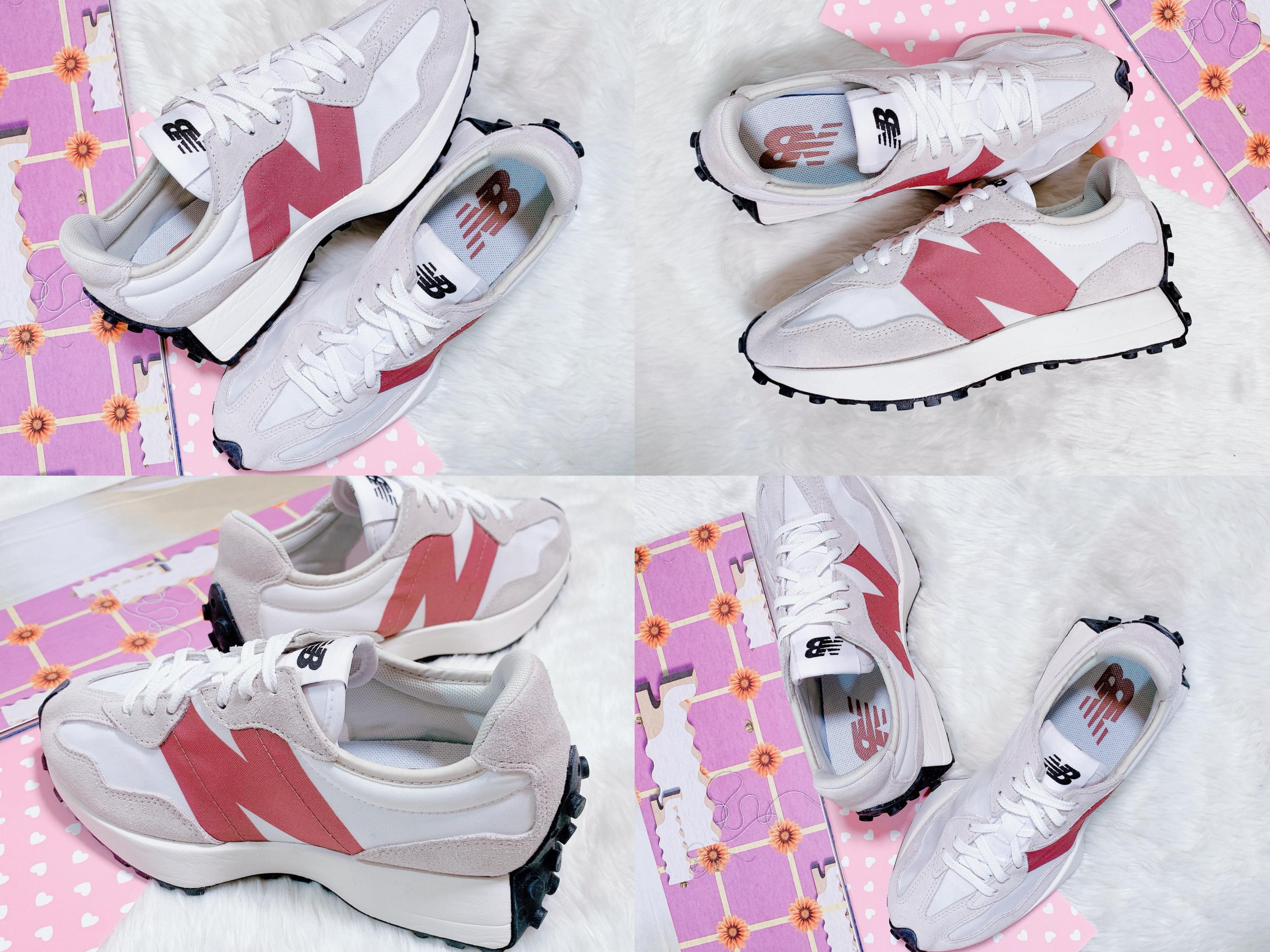 NB的年度熱門鞋款327,是創新與復古重塑解構的美學代表作