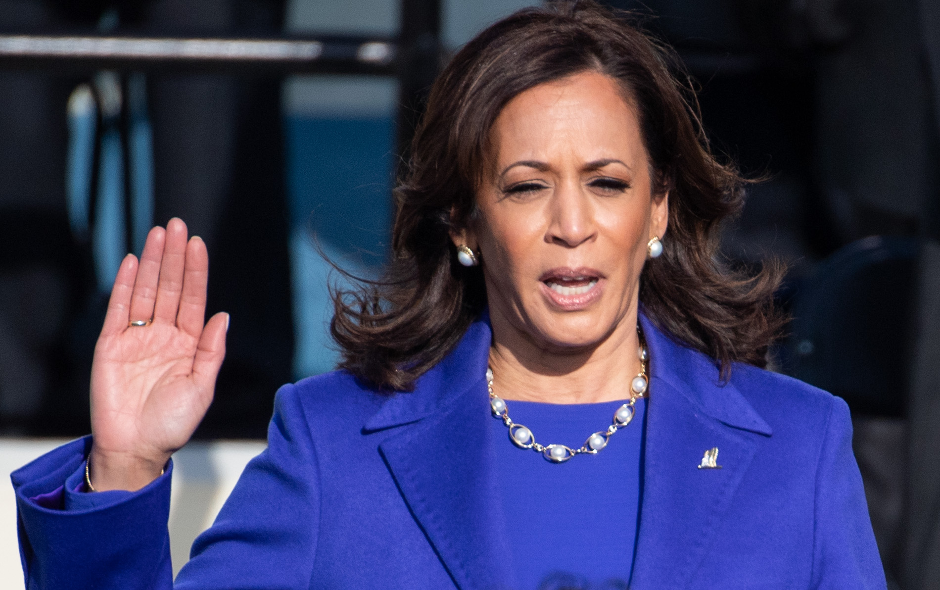Oprah Winfrey leads celebrity reactions as Biden-Harris take office: An 'extraordinary moment for women'