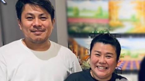 金罵有尪! 林美秀嫁小14歲夫 婚後幸福肥20公斤