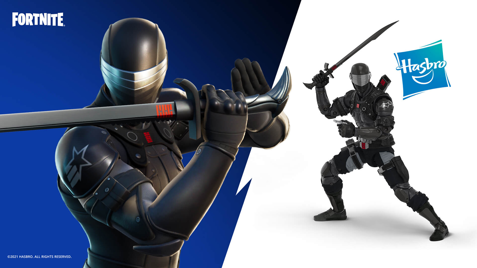 'Fortnite' gets a 'GI Joe' character with a matching action figure | Engadget
