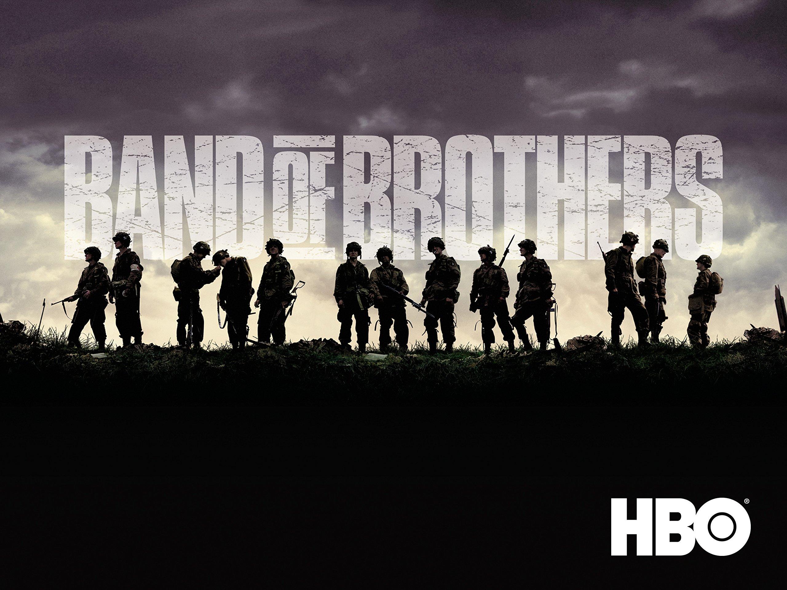 《諾曼第大空降》(Band of Brothers)