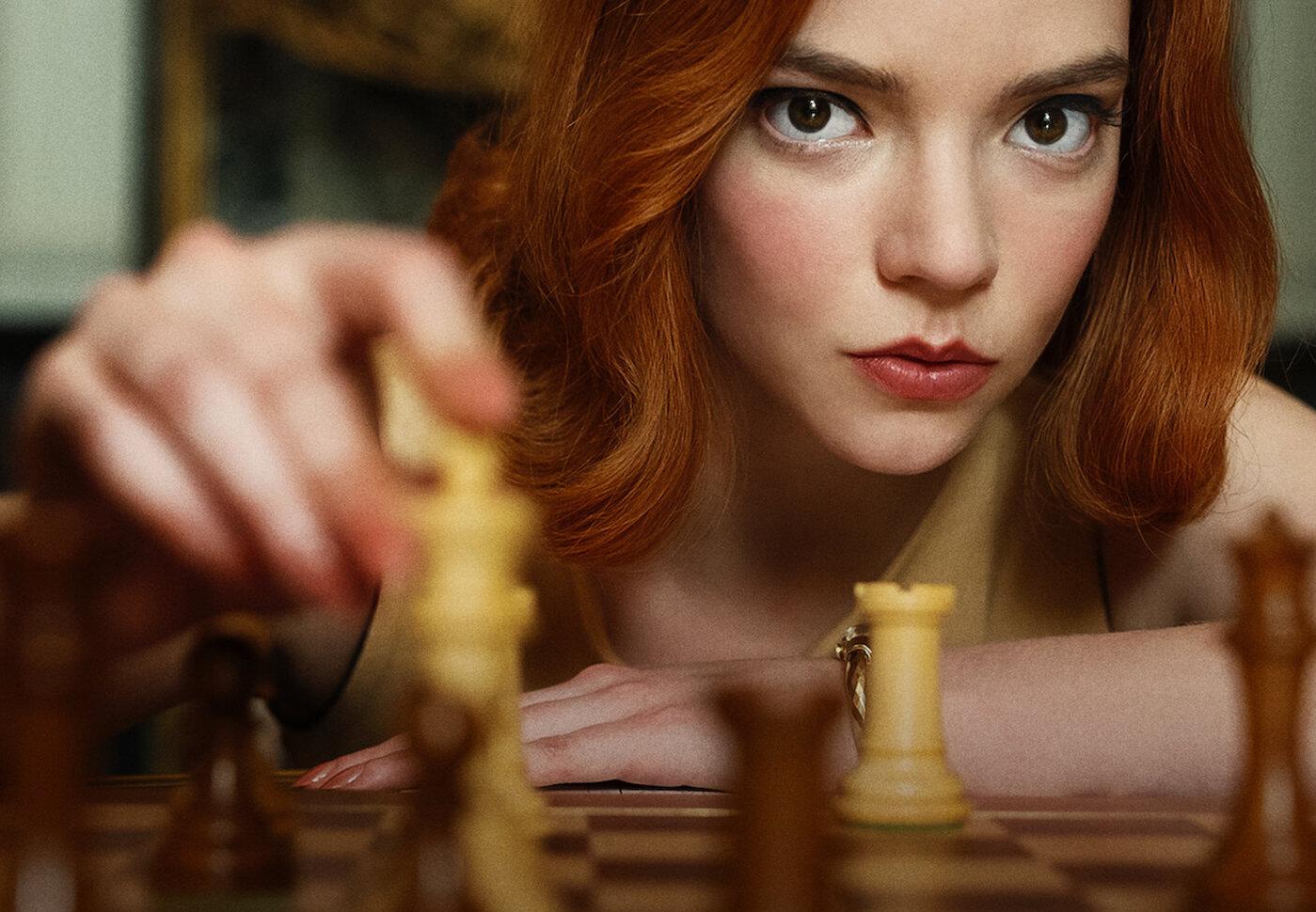 《后翼棄兵》(The Queen's Gambit)