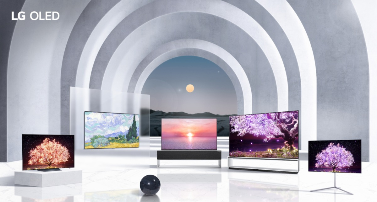 The Morning After: LG's cheaper 4K OLED TVs are on the way – Yahoo News Australia