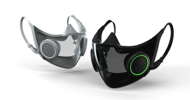 Razer goggle concept