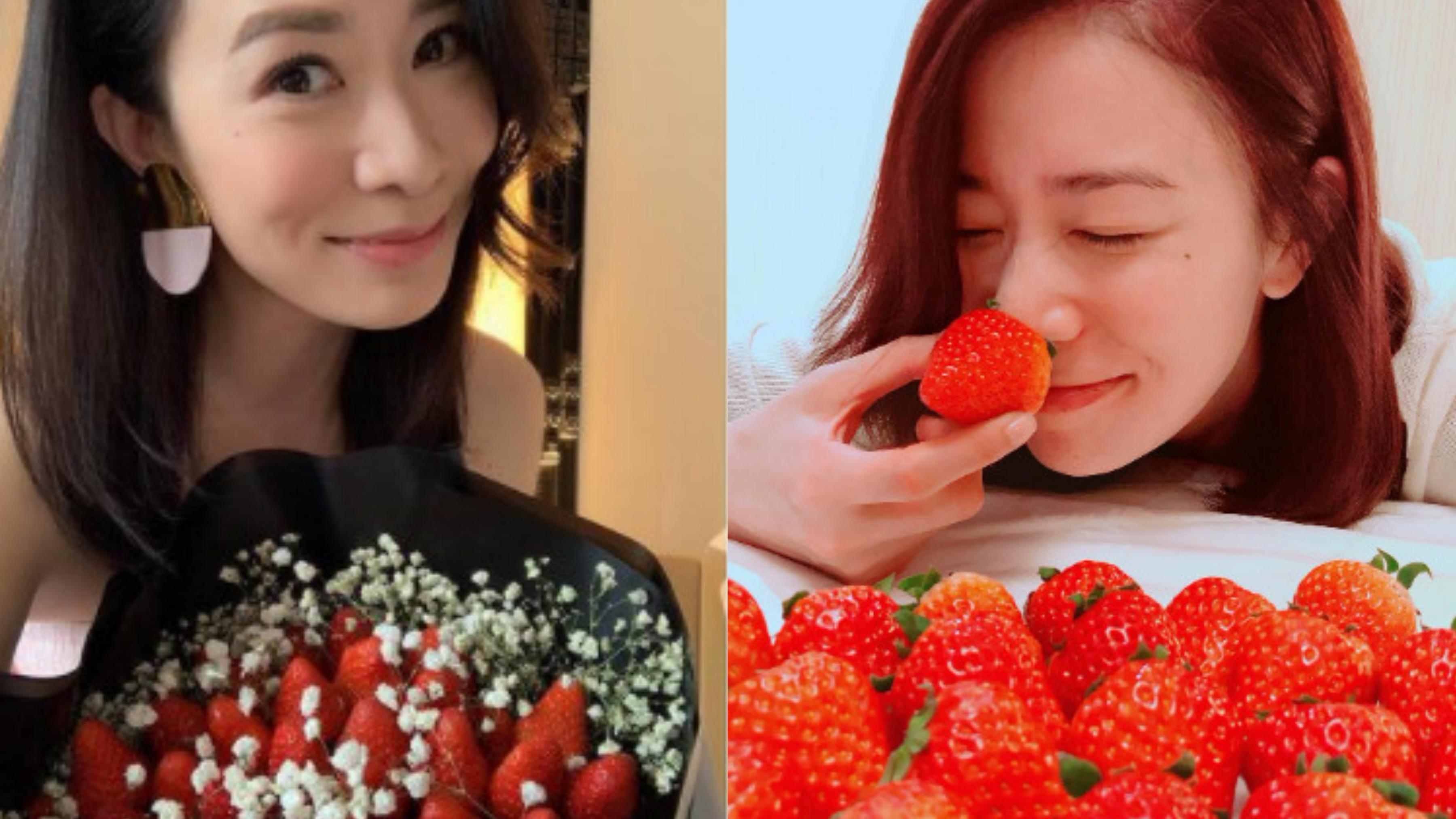以水果來替代甜點,建議大家可以多吃當季水果
