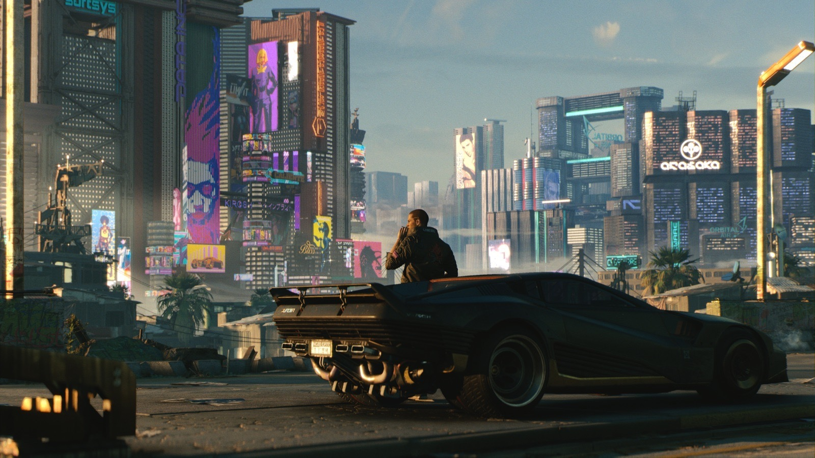 Bloomberg: 'Cyberpunk 2077' full development didn't start until 2016 – Yahoo News Australia