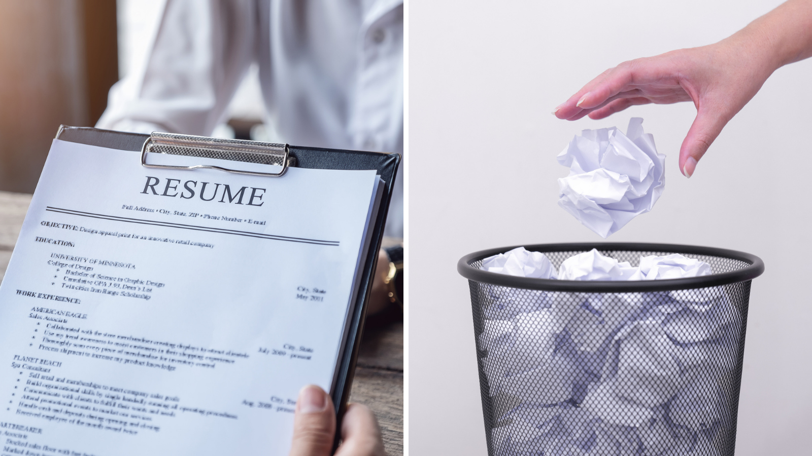 25 words you should instantly delete from your résumé