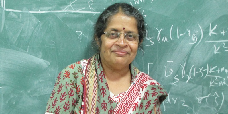 Meet 68-year-old Physicist Rohini Godbole Who Was Conferred France's Ordre National Du Mérite