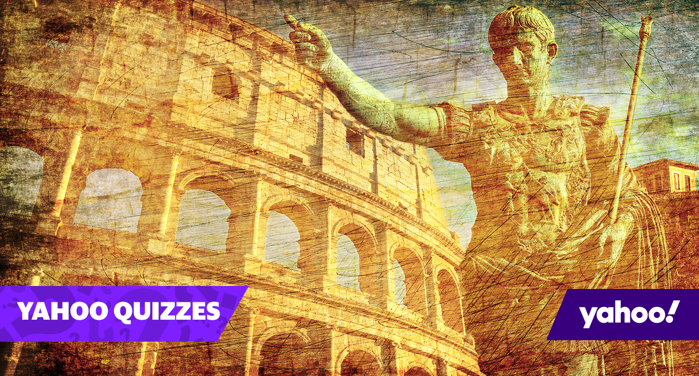 Quiz: Are these 'facts' about the Romans true or false?