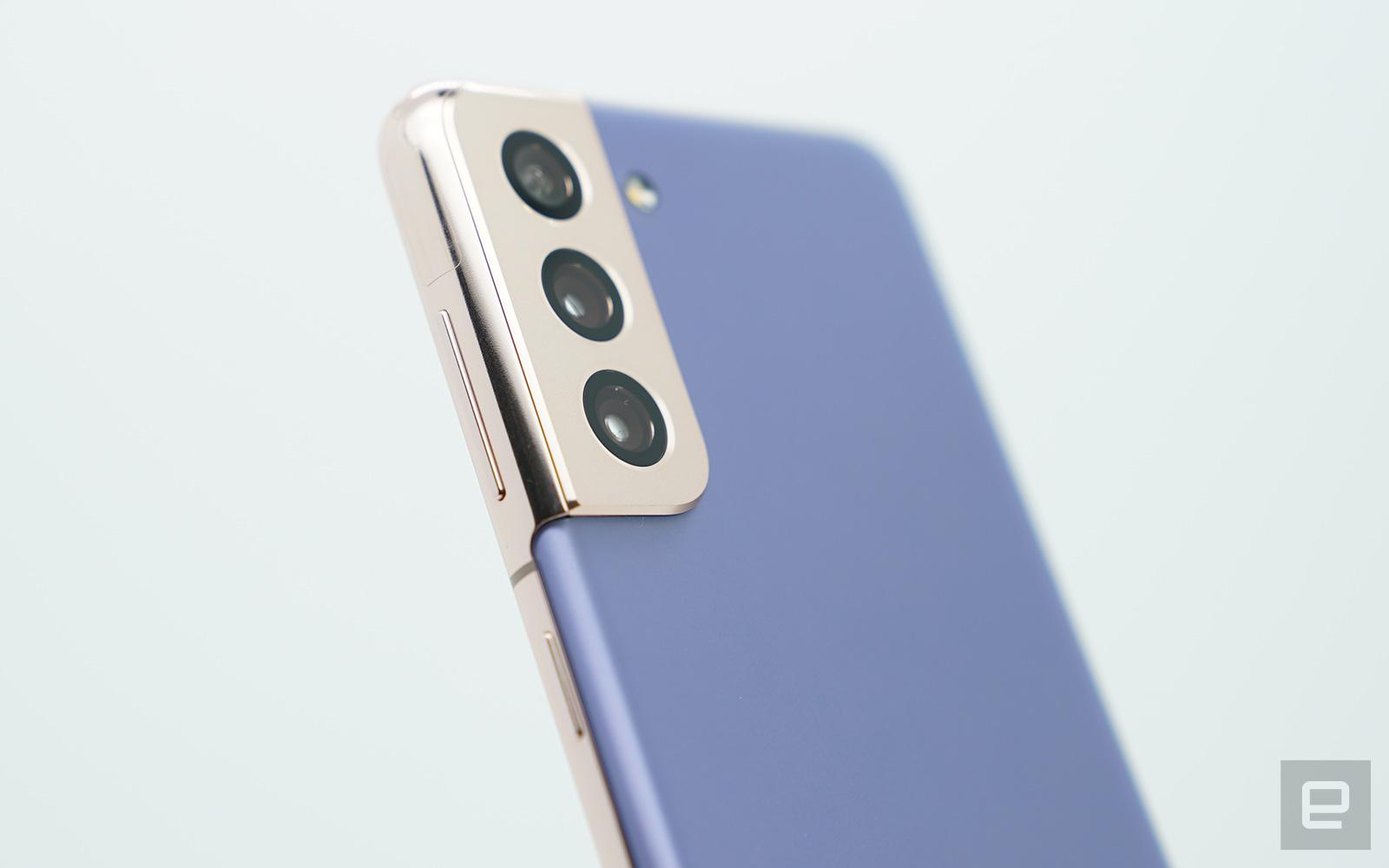 Samsung Galaxy S21 系列動手玩