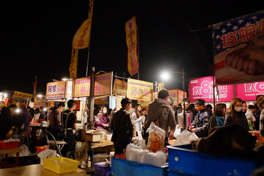 花園夜市(Photo Credit: Hsu Luke@Flickr, License: CC BY-SA 2.0,圖片來源: https://www.flickr.com/photos/56043603@N00/24408405459)